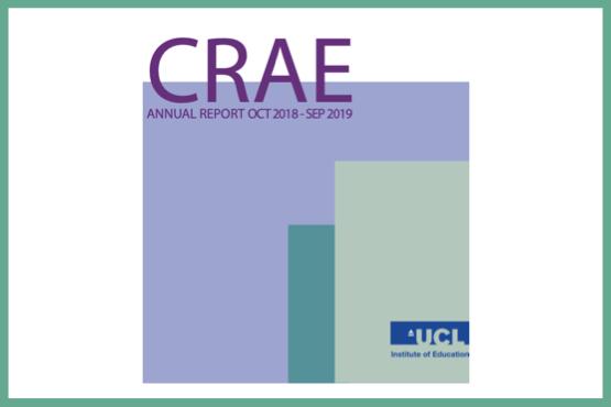 CRAE Annual Report 2018-2019.