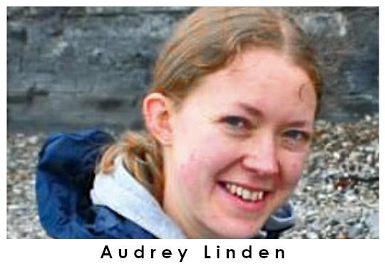 Audrey Linden.