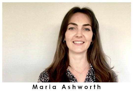 Maria Ashworth.