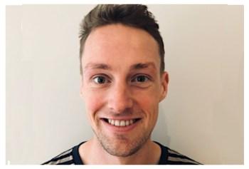 Sam Dexter, school teacher and CRAE PhD student.