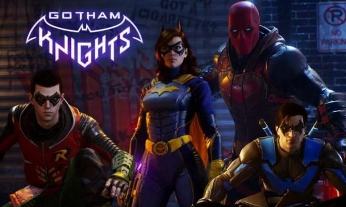 Gotham-Knights-Game