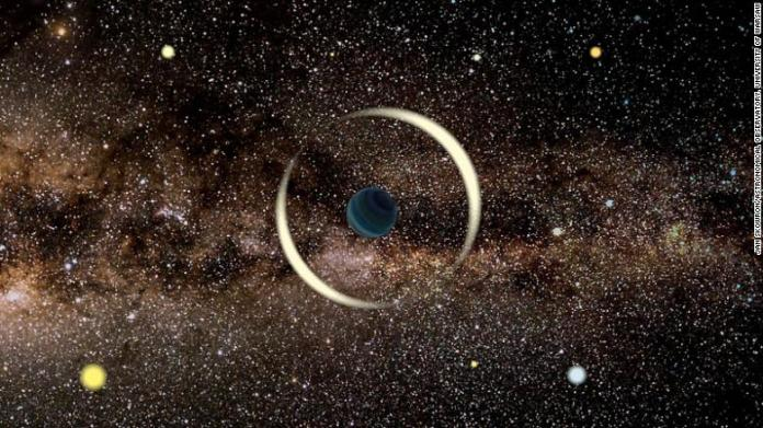 Smallest Rogue Planet Found by Astronomers in Milky Way Galaxy