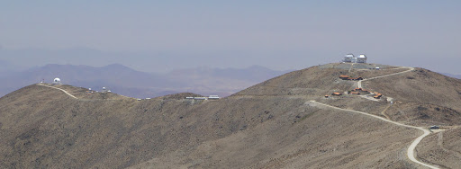 Las Campanas Observatory in Chile