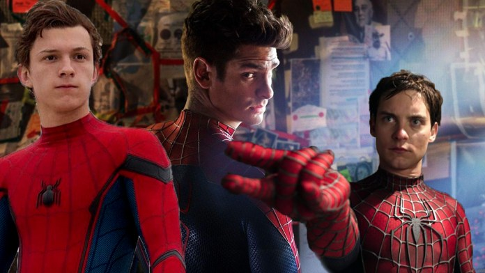 Spider-Man deepfake video replaces Tom Holland with Tobey Maguire and Andrew Garfield - Craffic