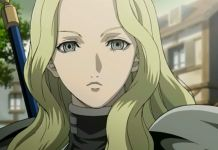 Meet the strongest female warrior teresa from 2007 shounen anime Claymore