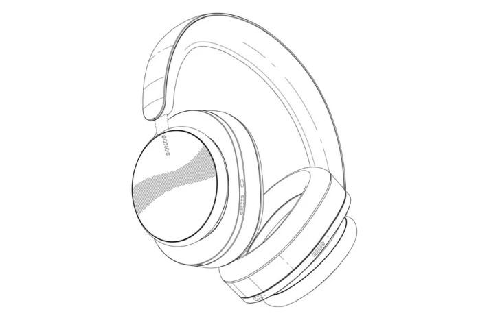 Sonos headphones filling drwaings
