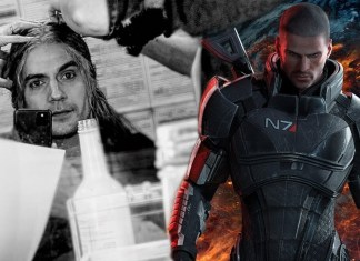 Henry Cavill teases he is working on Mass Effect universe - Craffic