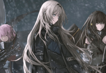 The first teaser for Girls' Frontline anime adaptation has dropped - Craffic