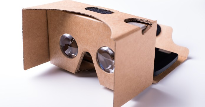 Google Store stops selling its super-cheap Cardboard VR Goggles - Craffic