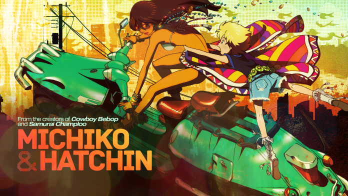 Michiko and Hatchin: An Underrated Gem of Anime world - Craffic