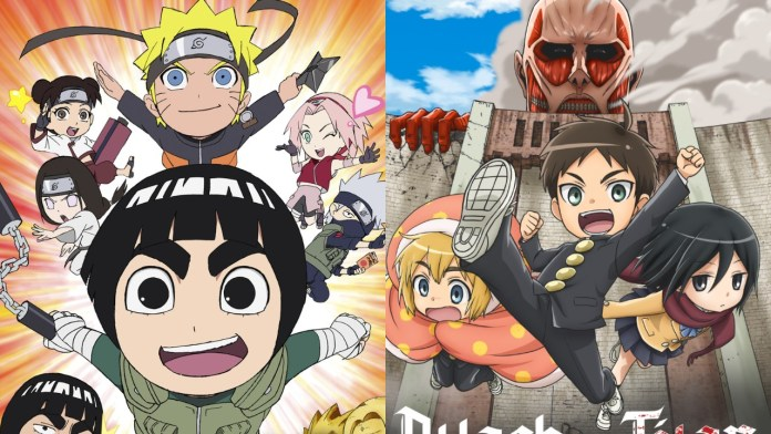 Some Of The Best Anime Spin-Offs Out There - Craffic