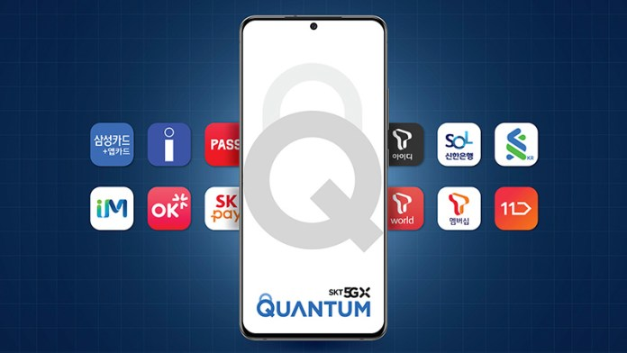 Samsung Galaxy Quantum 2 launched with a built-in QRNG Chip and Snapdragon 855+ - Craffic