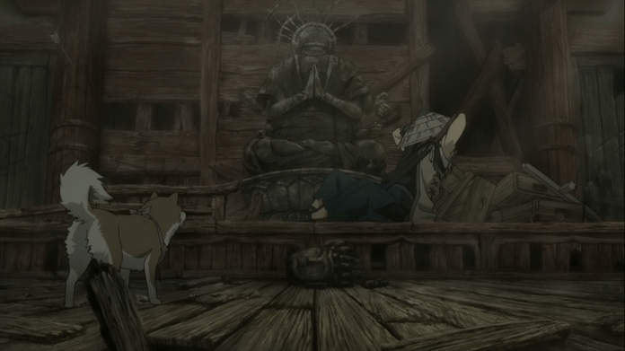 Sword of The Stranger: One of The Best Samurai Anime out there - Craffic