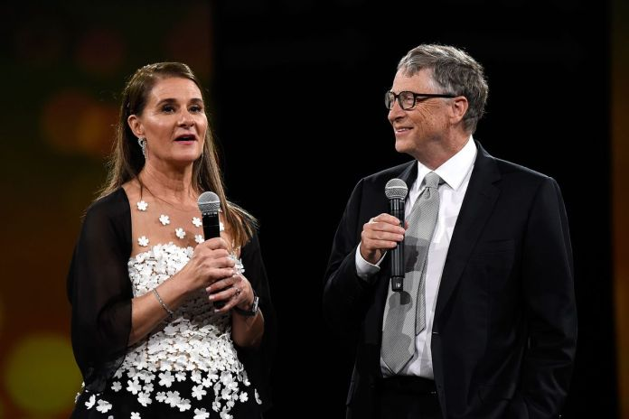 Bill Gates and Melinda Gates Getting Divorce After 27 Years of Marriage, But will work Together at Their Foundation - Craffic
