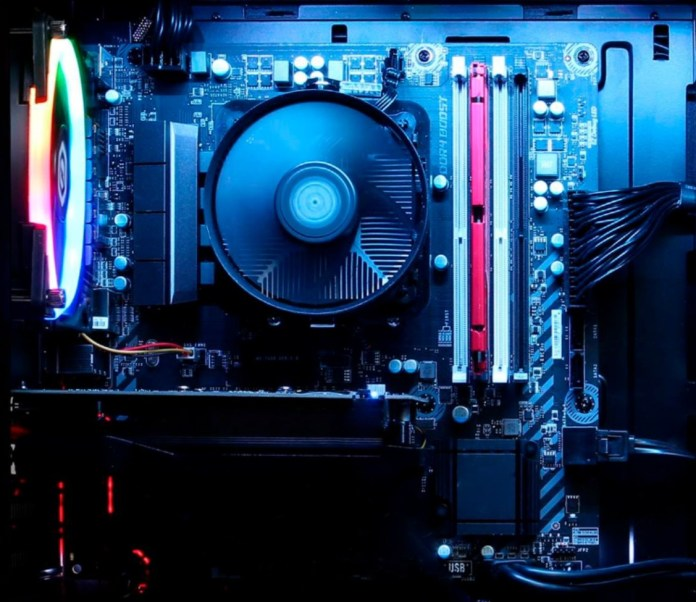 This budget gaming PC by CyberPowerPC features an Intel Iris Xe DG1 graphics card and 11-gen Rocket Lake CPU