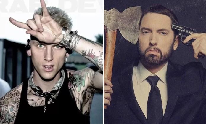 Machine Gun Kelly After Eminem's