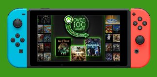 Xbox Game Pass might actually be coming to Nintendo Switch hints Apple vs. Epic documents