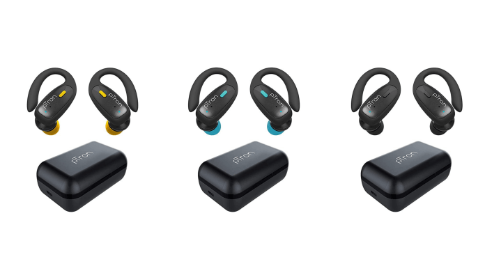pTron Bassbuds Sports launched in India for Rs 999