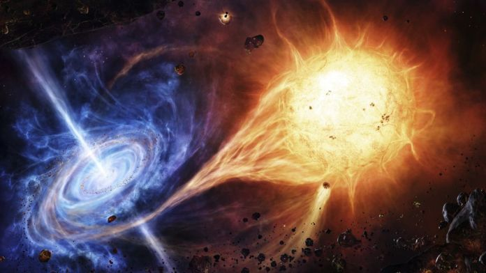 Astronomers captured Massive Black Hole killing a Star by 'Spaghettifying' it