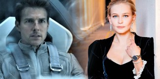 Russia to shoot an outer space film with Actress Yulia Peresild and Director Klim Shipenko before Tom Cruise and NASA