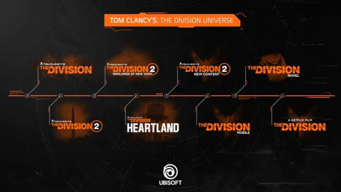 Tom Clancy's The Division Universe