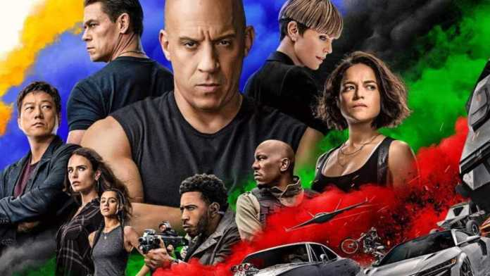 Fast and Furious 9 already Breaking Records at overseas Box Office