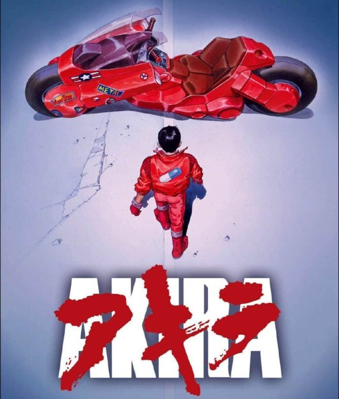 Akira The Best Anime movie ever and what makes it so good?