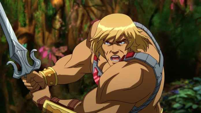Masters of the Universe Live-action film by Netflix