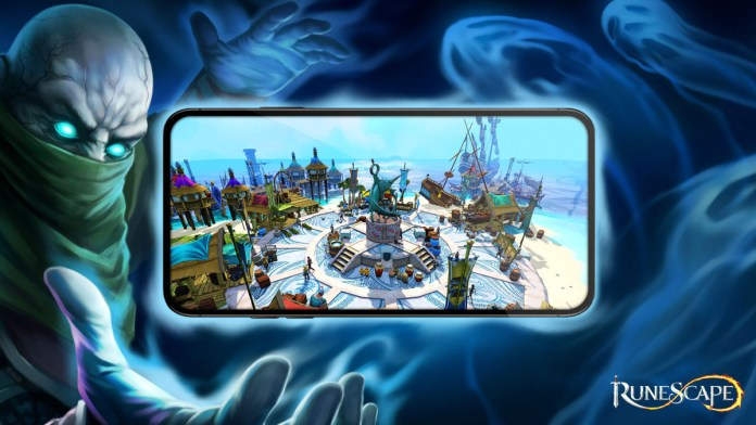 'RuneScape' launches on Android and iOS with full cross-platform support with PC