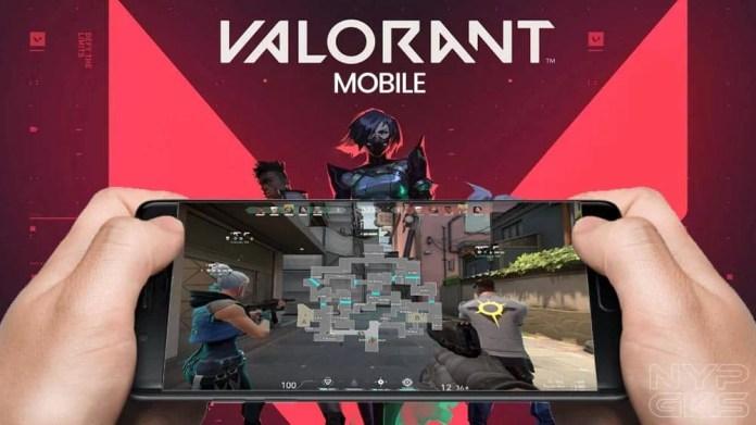 Valorant-Mobile