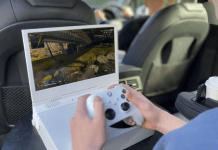 Xbox Series S made Portable with a 60Hz xScreen Attachment