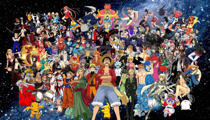Report says Anime Content demand has Risen over 30% This Year
