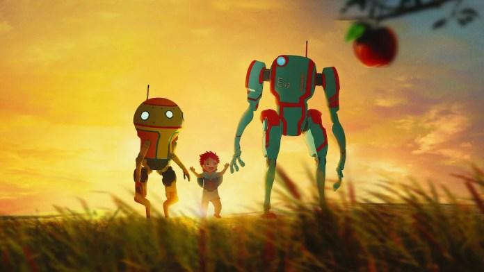 Is Netflix's new original anime