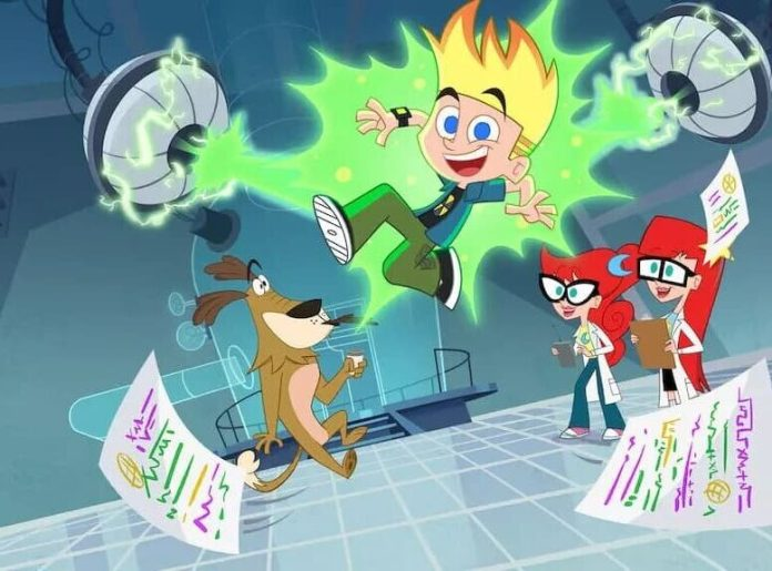 New Johnny Test Reboot Series is Coming to Netflix on July 16