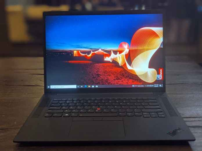 Lenovo ThinkPad X1 Extreme with RTX 3080 and 16 inch Display