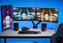 Samsung reveals Odyssey G7, G5, G3 gaming monitors with Flat Desing and High-refresh rates