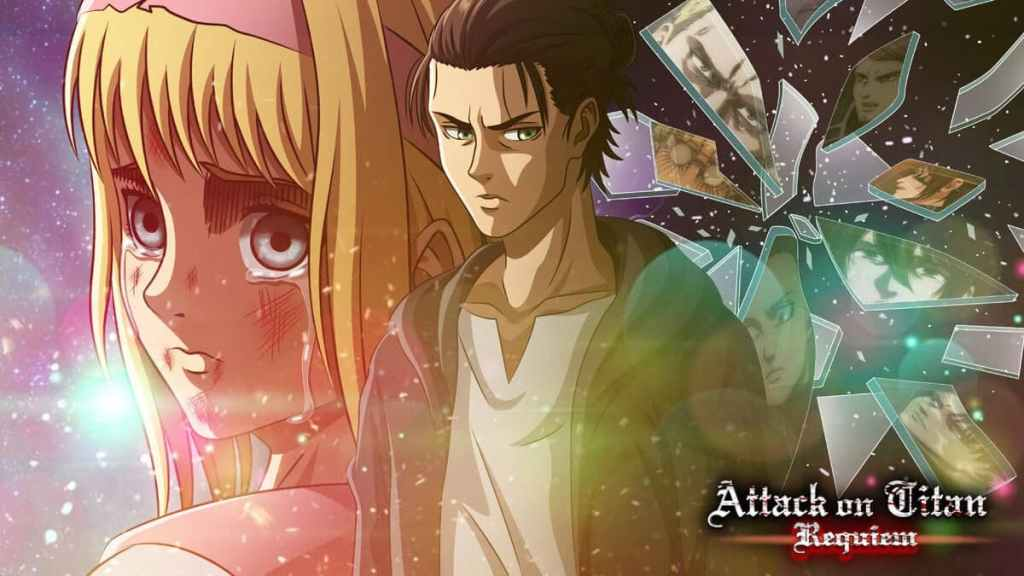 Attack on Titan Requiem Fan Manga Getting An Anime Adaptation - Craffic