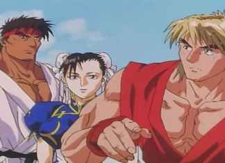 Rare Street Fighter II Anime is Finally Available to Watch in English