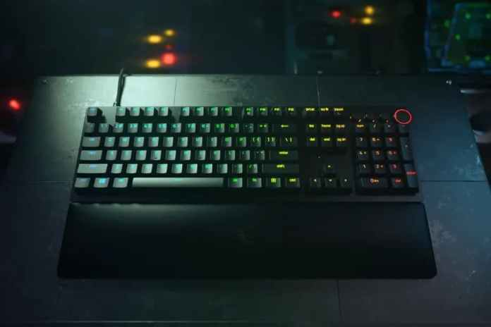 Razer launches new Huntsman V2 and V2 TKL gaming keyboard with an 8000Hz polling rate