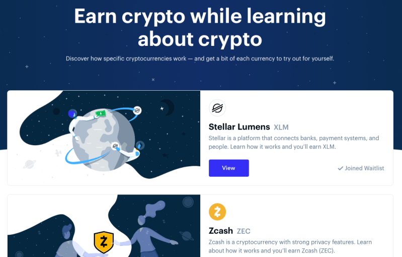 best way to learn about cryptocurrency