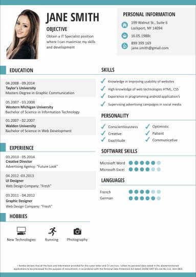 Resume Builder Online Resume Maker Creative Resume Templates CraftCv
