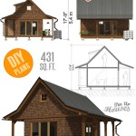 Awesome Small And Tiny Home Plans For Low Diy Budget Craft Mart