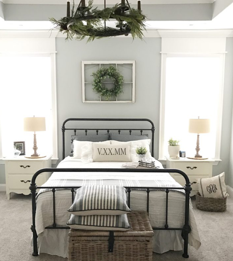 18 Rustic Wall Art & Decor Ideas That Will Transform Your ... on Bedroom Wall Decor  id=85294