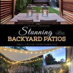 Stunning Patios With Lights Diy Patio Lighting Ideas Craft Mart