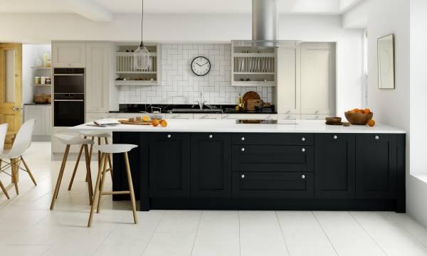 Modern High Gloss Kitchens