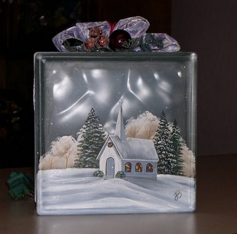Crafty Glass Block Ideas You Will Love Craft Projects