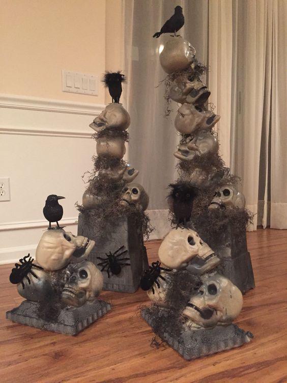 Skull Towers