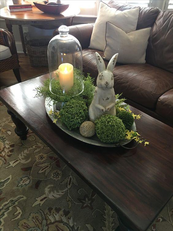 Easter Cloche Ideas