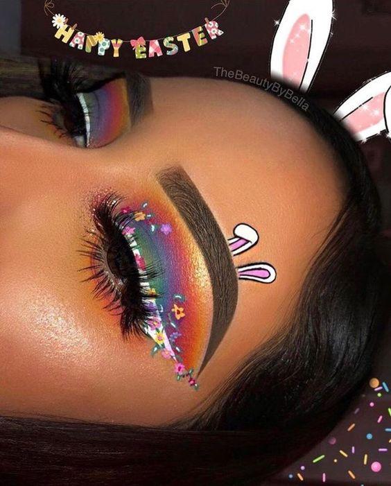 Easter Makeup Ideas