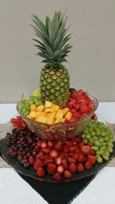 Christmas Fruit Tray Ideas